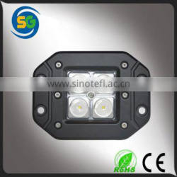 Popular! 16w LED Work Lamp IP67,CE,ROHS high quality led truck work lights