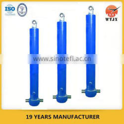 quality assured double acting long stroke hydraulic cylinder