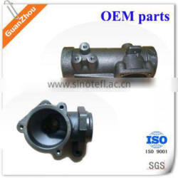 alloy casting OEM casting products from alibaba website China manufacturer with material steel aluminum iron