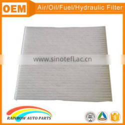 High paper quality 87139-12010 carbon AC cabin filter Supplier's Choice