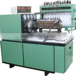 12 PSB Diesel Fuel Injection Pump Test Bench(Measurement of oil return of distributing pump)