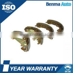 Shoe manufacturer oem 58305-4HA00 583054AA19 583054AA30 brake shoe spare parts