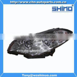 head lamp for chery A13H,chery auto parts,A13-372010BA,wholesale spare parts for chery