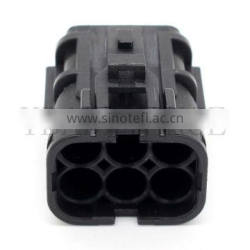 Sealed Female Auto KET 6 Pin Connector For Japanese Car 7123-7464-30