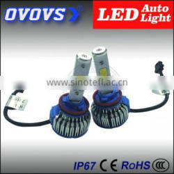 china manufacturer wholesale H11 cob 24w led headlight with CE ROHS