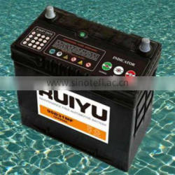 Hot export high quality 80 AMP CAR BATTERY