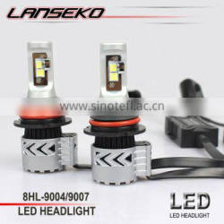 Hot sale high lumen 6000LM high power36w 12v g8 cr-ee led headlights for Auto / motorcycle