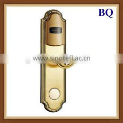 Luxury K-3000B6-2 Zinc Alloy Low Temperature Working RFID card lock for Hotels and Apartments