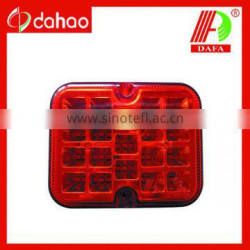12V Waterproof square LED fog light
