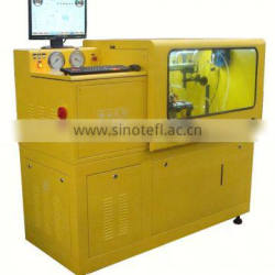 Yellow color CRSS-C comoon rail system test bench