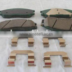 brake pad for HYUNDAI 581014AA90