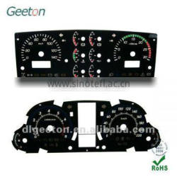 Custom 2D Chinese Car/Automotive Dial Meter/Autometer/Dashboard