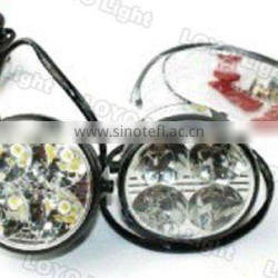 Super bright LED Turn Signals Lamp 8W Car led DRL