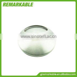 Wholesale Fashionable stainless steel ashtray/Creative ashtray