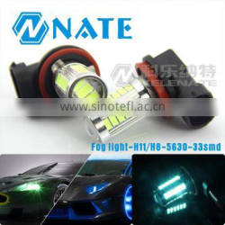 2016 new product led fog light auto part
