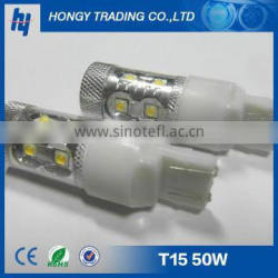 car front led lights T15 50W