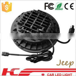 Wholesale high quality 30W driving spot offroad light headlight jeep led headlights
