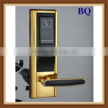 Luxury Low Temperature Working Card Swipe Door Lock K-3000XB6