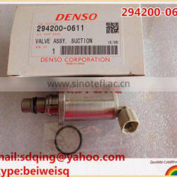 Original Suction Control Valve / Valve ASSY 294200-0611 IN STOCK !