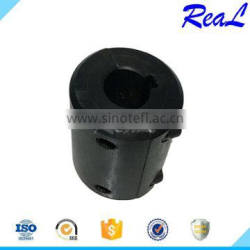 Ductile cast iron customized CNC machining parts investment casting