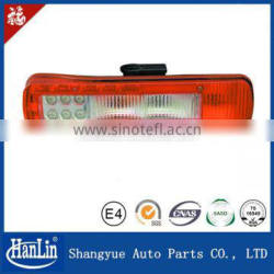 newest design LED tail lamp with buzzer for volvo fh/fm 02'-07'