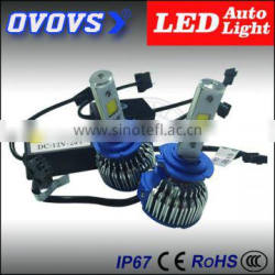 ovovs On sales 24w led motorcycle headlight 12/24v for Car kit