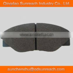 Semi-metal Brake Pads D1523