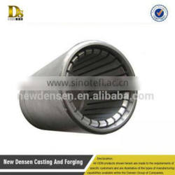 China in the production of valves with high quality investment casting of carbon steel connecting pipe