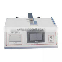 GB/T 17200 Film Coefficient Of Friction Meter COF Tester Price