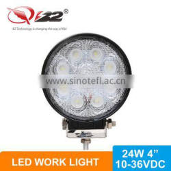Good quality LED work lights excavator tail light 24W for auto part lighting