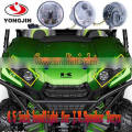 Factory with low price LED headlamp for Kawasaki UTV atv