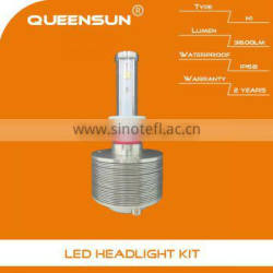 Factory offer new design 20W 3600 LM H1 led headlight kit LED chip build-in WITH 2 YEARS WARRANTY