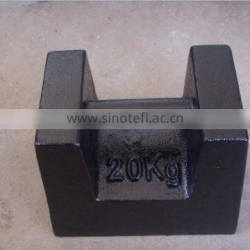 counterweight in casting for excavator