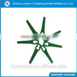 High Quality PP Plastic cutting blade Professional Supplier