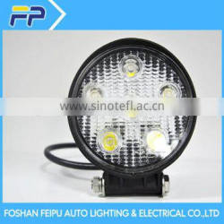 18W/30W round led working light for truck jeep 4x4 suv