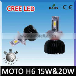 28W or 24W Cree Led Motorcycle Headlight,H6/H4/PH7/PH11/HS5 Brightness Motorcycle Led Headlight