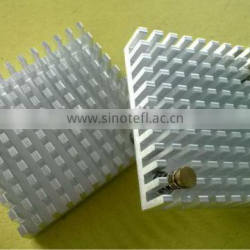 aluminum heatsinks sunflower round cpu heatsink