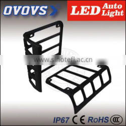 Guangzhou factory Aluminum Mounting tail light brackets for jee-p wr-angler jk jt for offroad,suv,atv