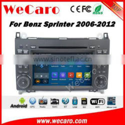 Wecaro WC-MB7682 android 5.1.1 car multimedia for mercedes for Benz Sprinter Viano Vito car dvd gps navigation radio stereo