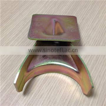 High quality stamped part zinc plated