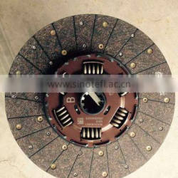 Automotive spare parts for Steyr/HOWO truck clutch disc clutch facing series