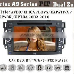 7inch HD 1080P BT TV GPS IPOD FIT FOR chevrolet captiva 2006-2011 multimedia car dvd player dvd + gps