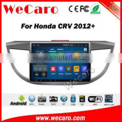Wecaro WC-HC1022 10.2 inch android 4.4/5.1 car multimedia system for honda crv 2012 + With Wifi 3G GPS Radio RDS Stereo System
