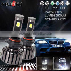 G5 2400 Lumen 30w LED Headlight/ H7/ H8/H10/H11/9005/9006 led headlight bulb/12-24 volt led headlamp kit