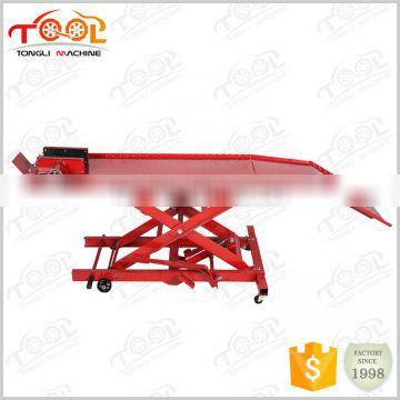 Alibaba Express Unique Design Hot Sale 800LBS Tl1700-3 Motorcycle Lift Table With CE