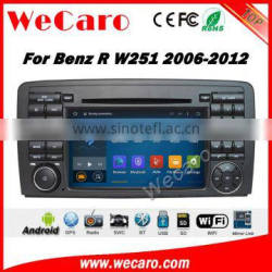 Wecaro WC-MB7510 android 5.1.1 for mercedes for benz R Class w251 R280 R300 R320 R350 R500 navigation car radio gps dvd player