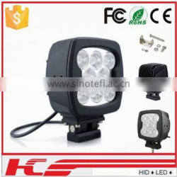 Led Road Work Light,Waterproof Offroad 4x4 80w Led Road Work Light