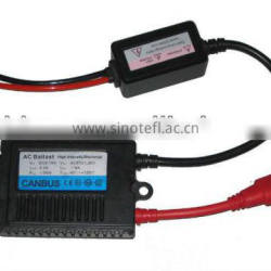 Slim CANBUS AC HID ballast 9-16V 35W, less than 1% defective rate