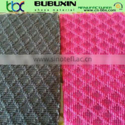Sandwich mesh fabric for car seats cover material