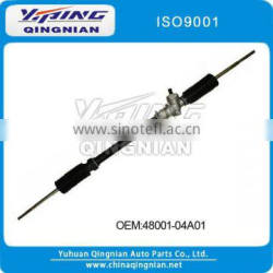 Manual Steering Gear Assembly for NISSAN OEM:48001-04A01